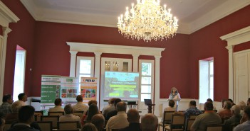 ORGANIC PEST CONTROL CONFERENCE IN SZIRMAY-WALDBOTT HOUSE