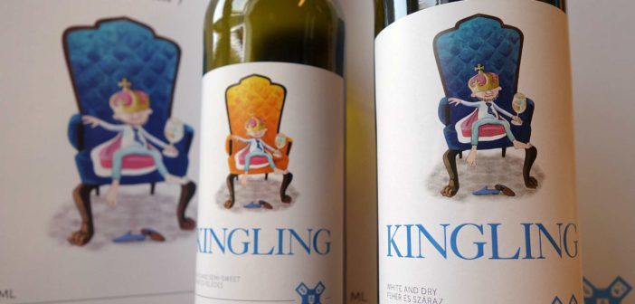 KINGLING BRAND LAUNCHED TO HELP STRENGTHEN TOKAJ PDO WINES